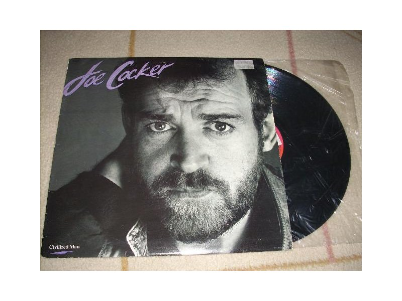 Joe Cocker - Civilized Man LP