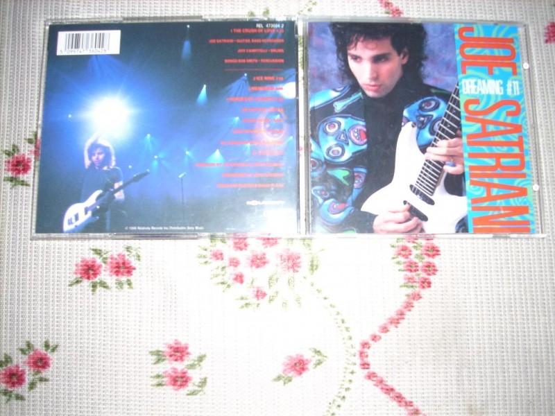 Joe Satriani - Dreaming #11 CD