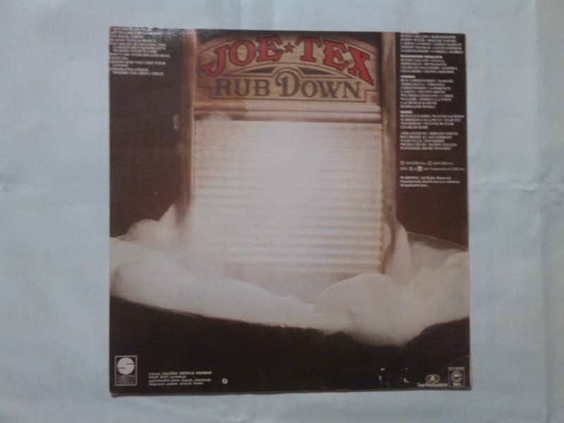 Joe Tex - Rub Down