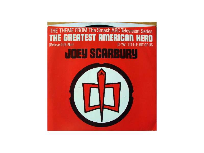 "Joey Scarbury - Theme From ""The Greatest American Hero"" (Believe It Or Not)"