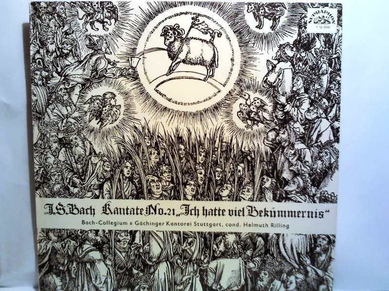 Johan Sebastian Bach - Cantata No.21