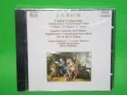 Johann Sebastian Bach: Violin Concertos NOVO