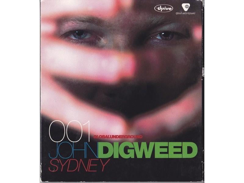 John Digweed - Global Underground 001: John Digweed - Sydney