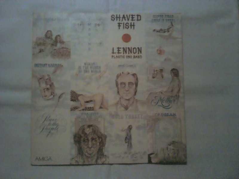 John Lennon, Plastic Ono Band, The - Shaved Fish