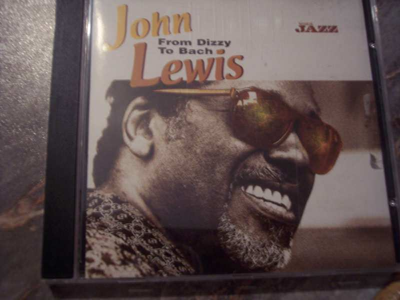 John Lewis - From Dizzy To Bach