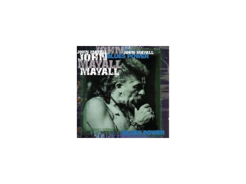 John Mayall - Blues Power 2CD