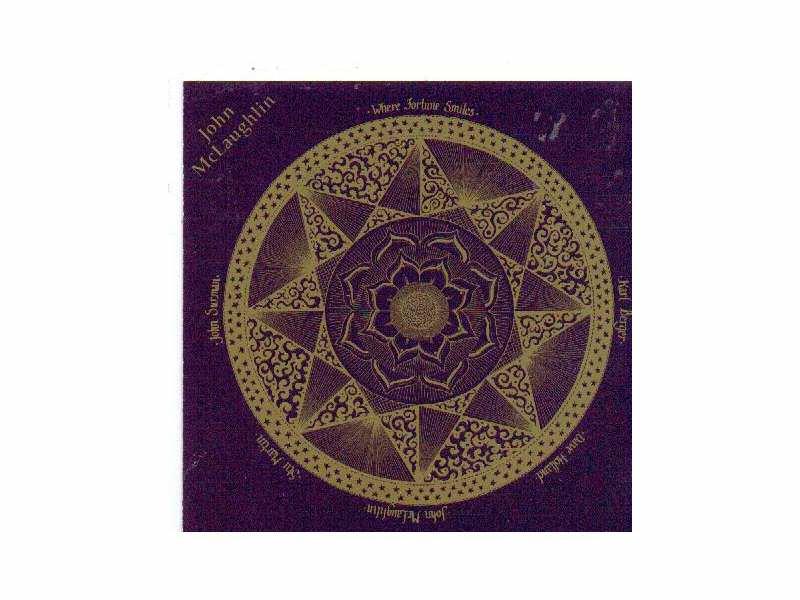 John McLaughlin - Where Fortune Smiles