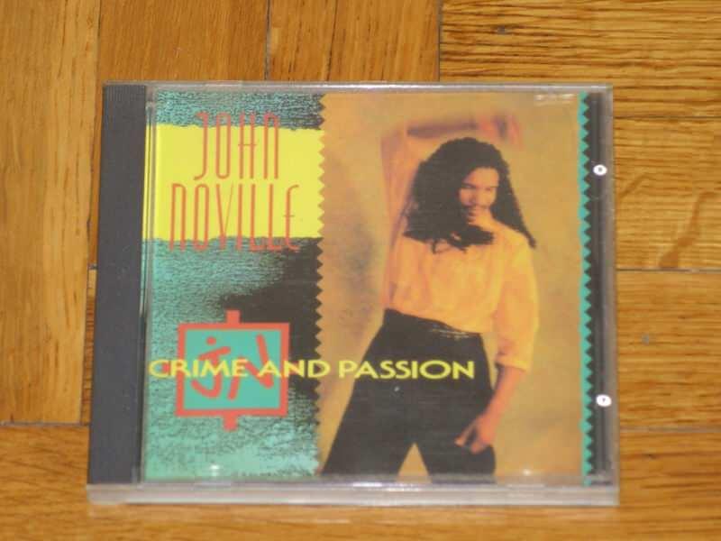 John Noville - Crime And Passion