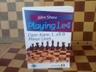 John Shaw - Playing 1.e4...Caro-Kann, 1...e5 (sah)