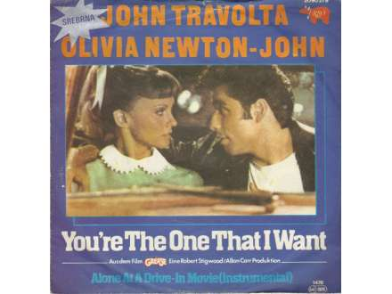 John Travolta, Olivia Newton-John - You`re The One That I Want