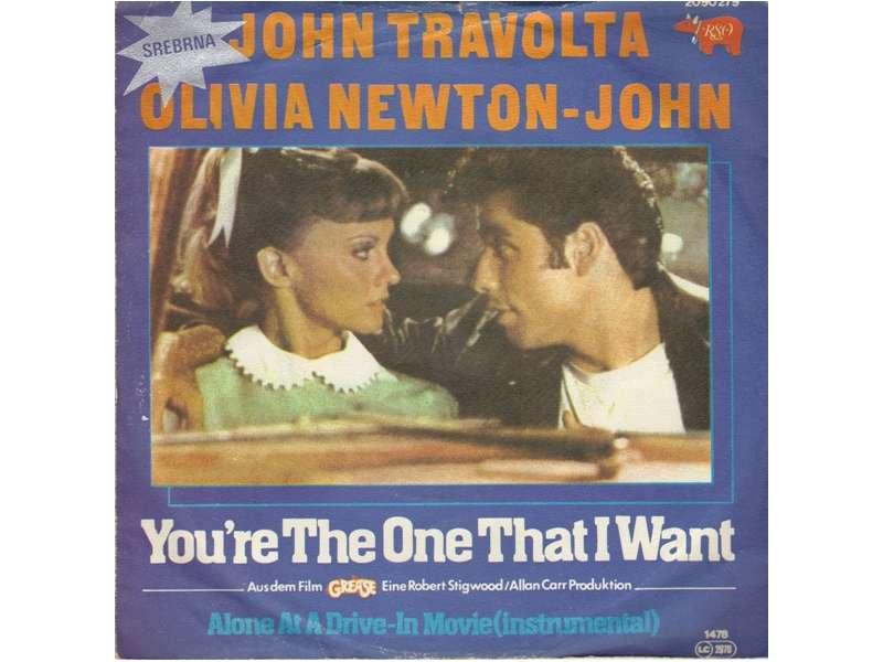 John Travolta, Olivia Newton-John - You`re The One That I Want