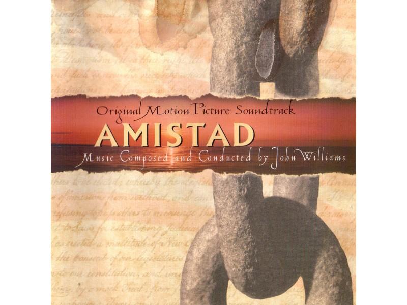 John Williams (4) - Amistad (Original Motion Picture Soundtrack)