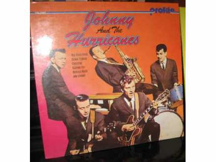 Johnny And The Hurricanes - Johnny And The Hurricanes