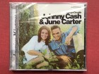 Johnny Cash & June Carter -CARRYIN` ON WITH JOHNNY CASH