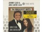 Johnny Cash & June Carter Cash – 16 Biggest Hits