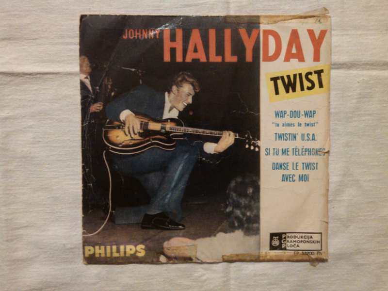 Johnny Hallyday - Twist