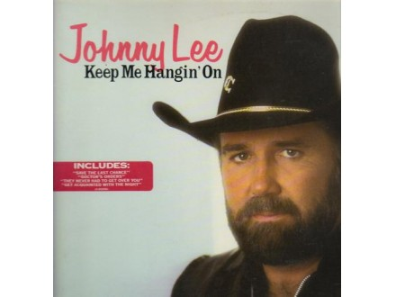 Johnny Lee (3) - Keep Me Hangin` On