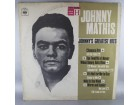 Johnny Mathis ‎– Johnny`s Greatest Hits, LP