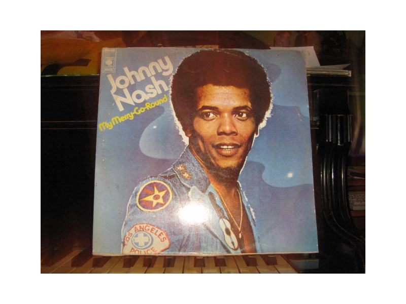 Johnny Nash - My Merry Go Round