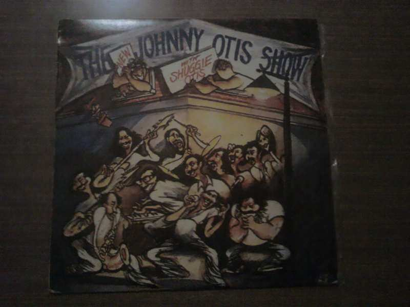 Johnny Otis Show, The - The New Johnny Otis Show With Shuggie Otis