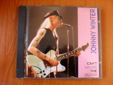 Johnny Winter - Can`t Loose The Blues