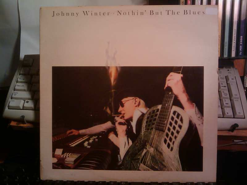 Johnny Winter - Nothin` But The Blues