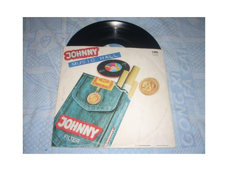 Johny Music Hall LP Kompilacija