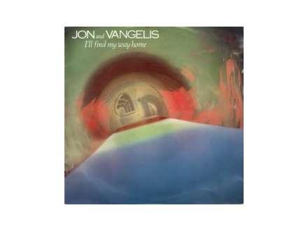 Jon & Vangelis - I`ll Find My Way Home