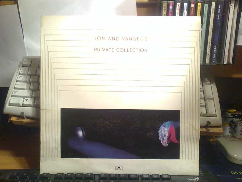 Jon & Vangelis - Private Collection, LP