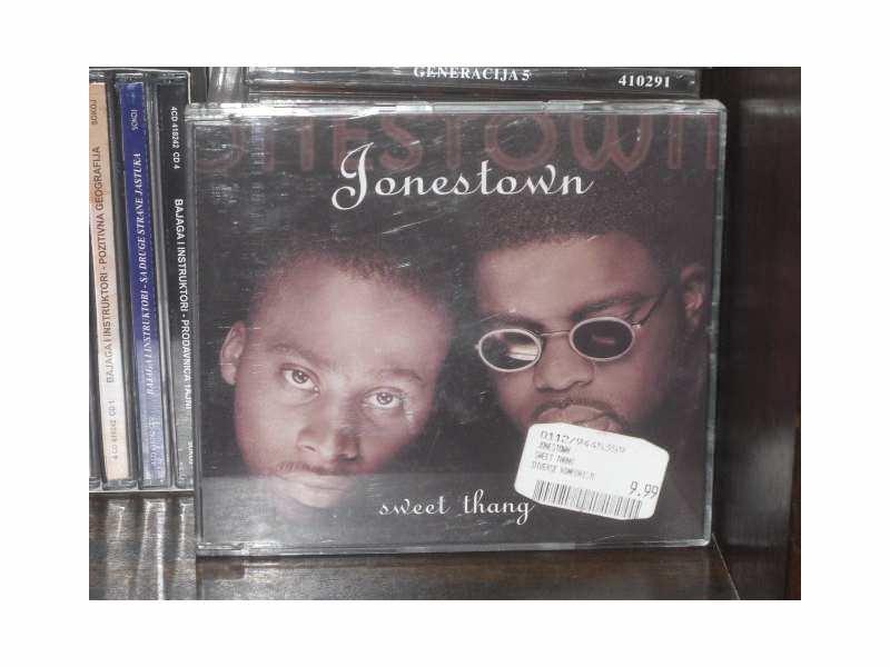 Jonestown - Sweet Thang