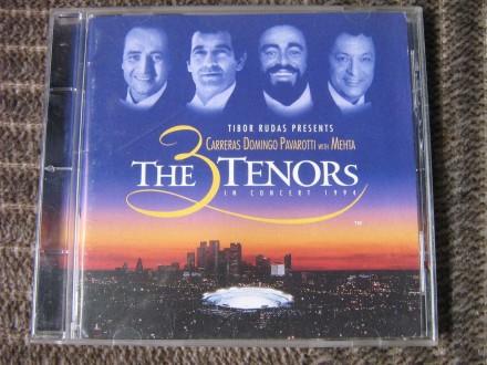 José Carreras, Placido Domingo, Luciano Pavarotti, Zubin Mehta - The 3 Tenors In Concert 1994