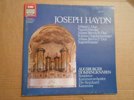 Joseph Haydn - Heiligmesse - Missa Sancti Bernardi Von Offida B-dur Fur Soli, Chor Und Orchester Hob. XXII:10