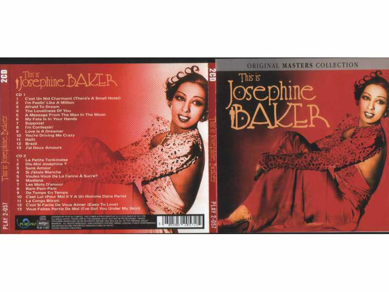 Josephine Baker - THIS IS JOSEPHINE BAKER