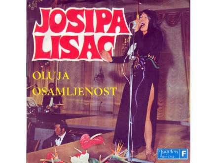 Josipa Lisac - Oluja / Osamljenost