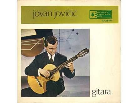 Jovan Jovičić - Gitara