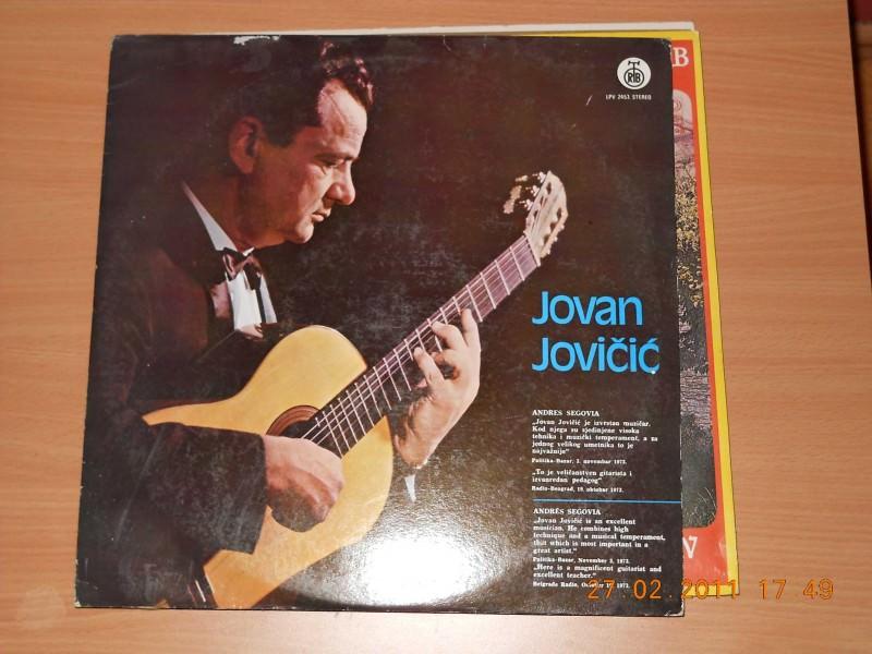 Jovan Jovičić - Španska gitara