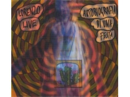 Jovanotti - Lorenzo Live - Autobiografia Di Una Festa