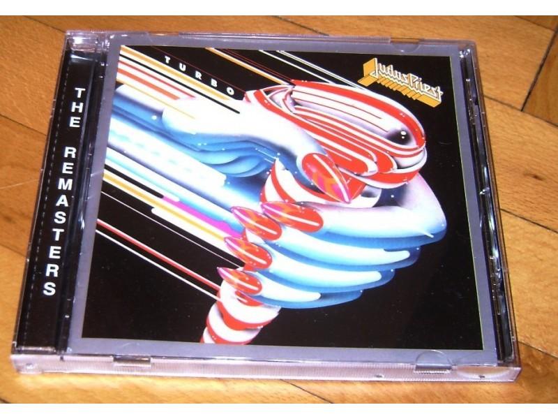 Judas Priest - Turbo (UK)