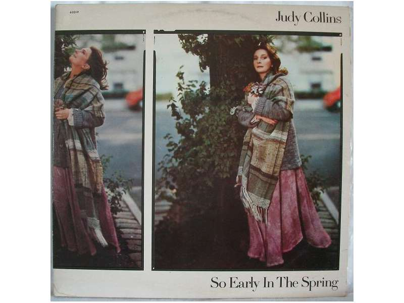 Judy Collins - So Early In The Spring,2LTheFirst15Years