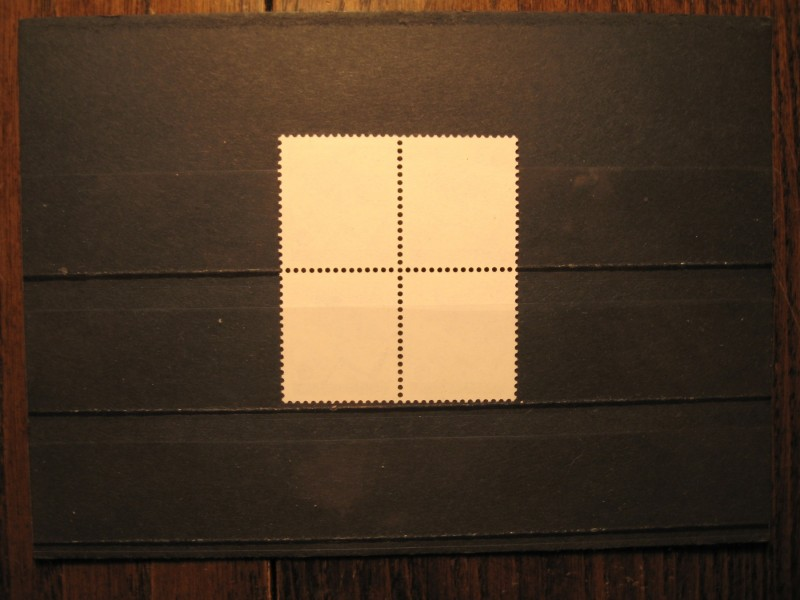 Juga greska crta na koverti Cisto**  (1571)