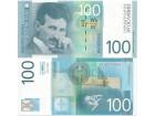 Jugoslavija 100 dinara 2000. UNC ST-184/P-156