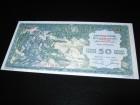 Jugoslavija 1950 50 Dinara REPLIKA UNC