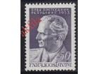 Jugoslavija 1953 Josip Broz Tito, čisto (**)