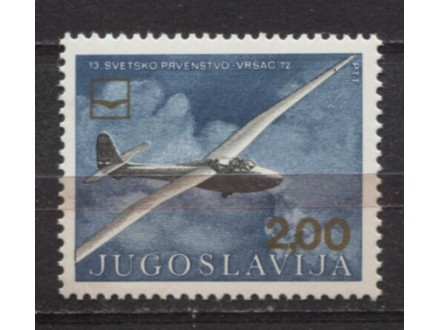 Jugoslavija 1972 XIII SP u jedriličarstvu
