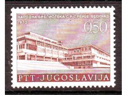 Jugoslavija #1972#  (**