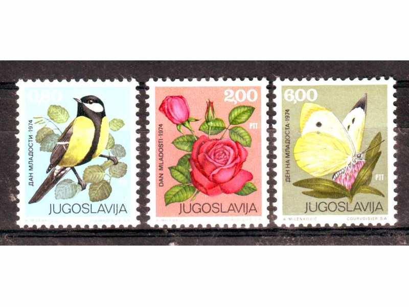 Jugoslavija #1974# (**)