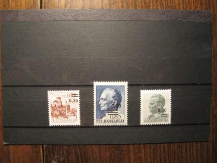 Jugoslavija 1978 Serija cisto**  (1653)
