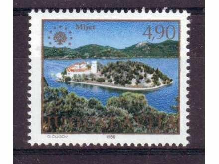 Jugoslavija #1980# (**)