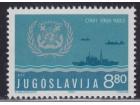 Jugoslavija 1983 Konvencija OMI, čisto (**)