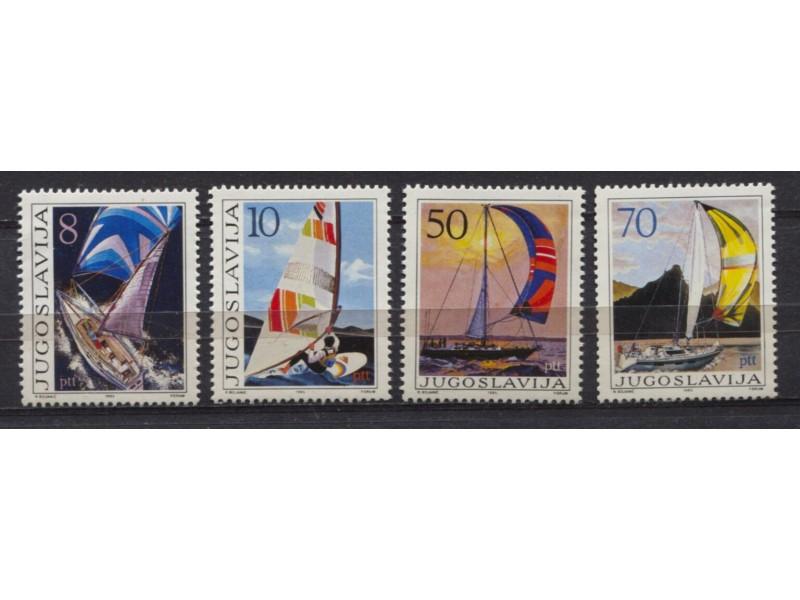 Jugoslavija 1985 Nautički turizam